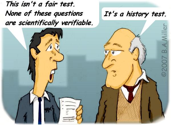 History Test